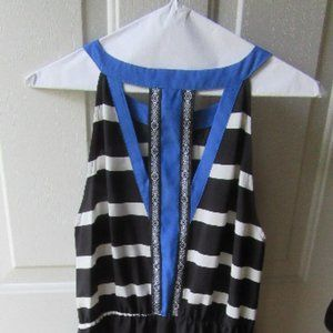 B and W Collective Concepts Size M Summer Maxi